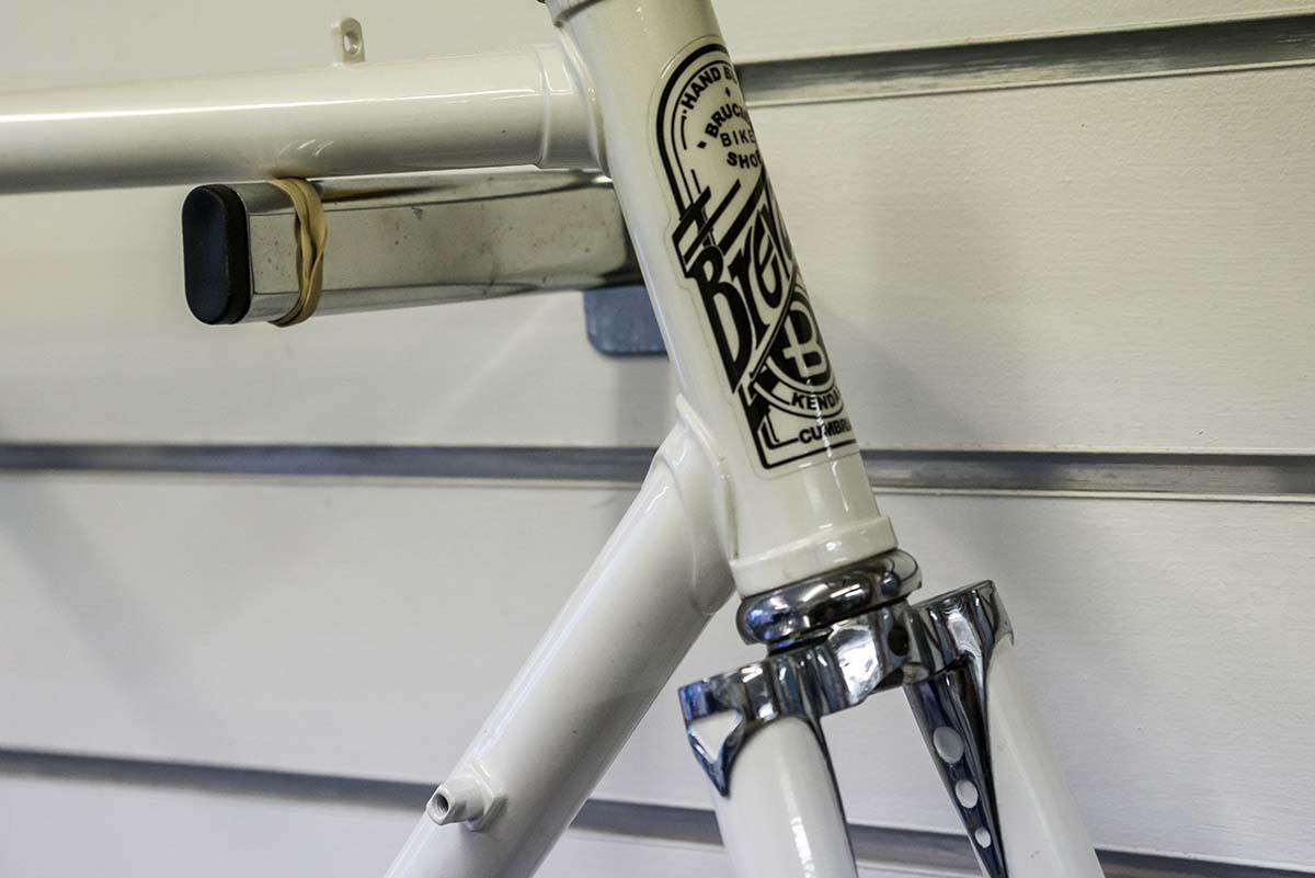 Brevatto Classic Road, frame and fork only